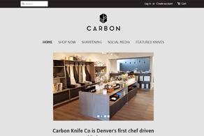 Carbon Knifen