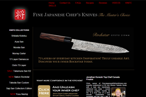 Fine Japanese Chef Knives